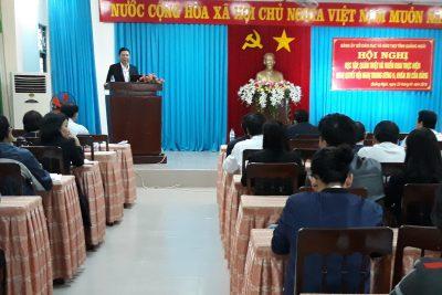Học tập, quán triệt và triển khai thực hiện Nghị quyết Hội nghị lần thứ 6, Ban Chấp hành Trung ương Khóa XII