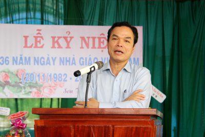 Trường Mầm non xã Sơn Tân, huyện Sơn Tây Tọa đàm Ngày Nhà giáo Việt Nam