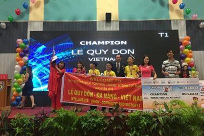 Việt Nam thắng lớn tại cuộc thi Robothon Quốc tế 2016