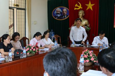 Ban Chấp hành Công đoàn Giáo dục tỉnh triển khai nhiệm vụ nhiệm kỳ 2018-2023