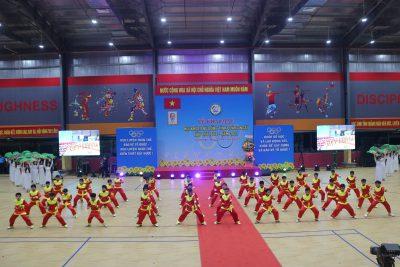 Khai mạc Hội khỏe Phù Đổng tỉnh Quảng Ngãi lần thứ XIII – năm 2021