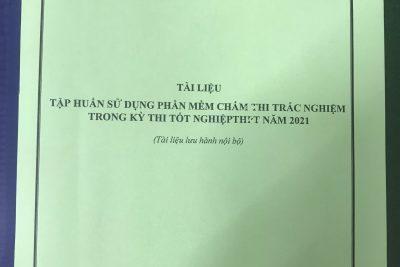 Đảm bảo kỳ thi tốt nghiệp THPT diễn ra an toàn