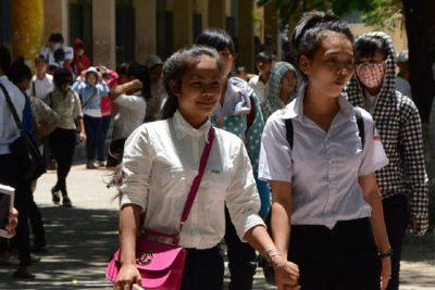 Kết thúc ngày thi đầu tiên kỳ thi trung học phổ thông quốc gia năm 2015