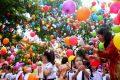 Quảng Ngãi: niềm hân hoan chào đón năm học mới của học sinh