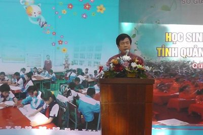 Ngày Hội giao lưu học sinh năng khiếu cấp Tiểu học tỉnh Quảng Ngãi năm học 2013-2014