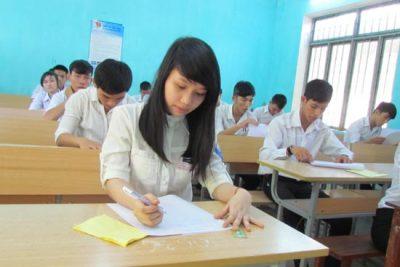 Quảng Ngãi: Sẽ có đề thi học kỳ chung cho học sinh lớp 9 đến lớp 12