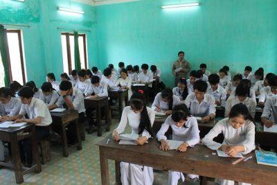Gấp rút chuẩn bị cho kỳ thi chung đầu tiên