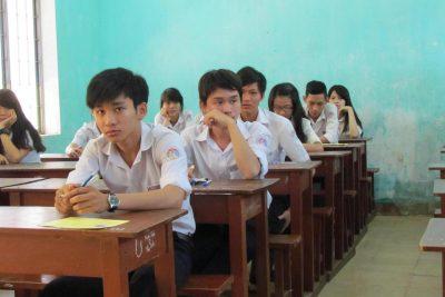 Quảng Ngãi: Dự kiến có 5 điểm thi tốt nghiệp THPT Quốc gia năm 2015