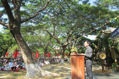 Trường trung học phổ thông Chu Văn An tổ chức Lễ tổng kết năm học 2013-2014