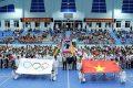Khai mạc Hội khỏe Phù Đổng tỉnh Quảng Ngãi lần thứ XII năm 2018