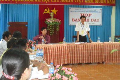 Quảng Ngãi chuẩn bị cho kỳ thi tốt nghiệp THPT năm 2014